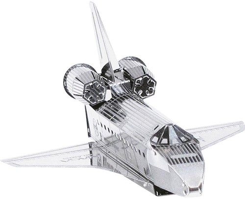 Metal Earth - Space Shuttle Discovery