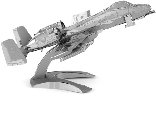 Metal Earth constructie speelgoed A-10 Warthog