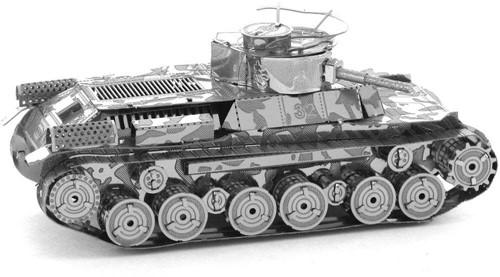 Metal Earth  - constructie speelgoed - Chi-Ha Tank