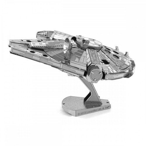 Metal Earth ICONX Star Wars Millenium Falcon