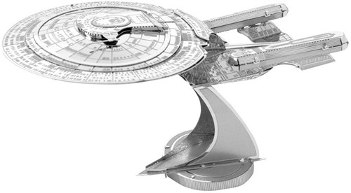 Metal Earth Star Trek NCC-1701-D