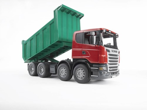 BRUDER SCANIA R-series Tipper truck toy vehicle