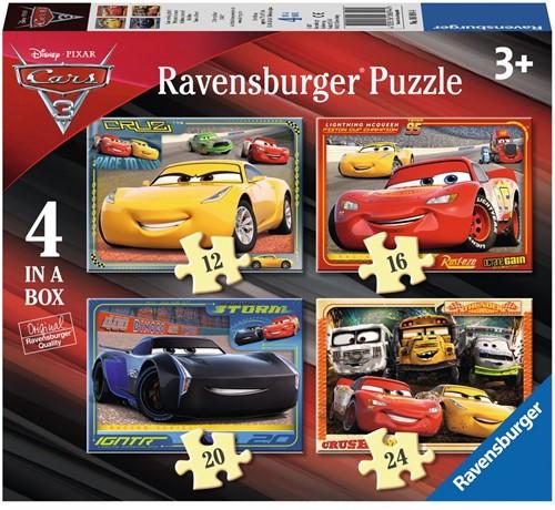 Ravensburger Disney Pixar Cars 3 Jigsaw puzzle 12 pc(s)