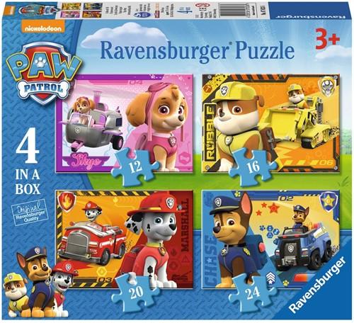 Ravensburger Paw Patrol Jigsaw puzzle 12 pc(s)