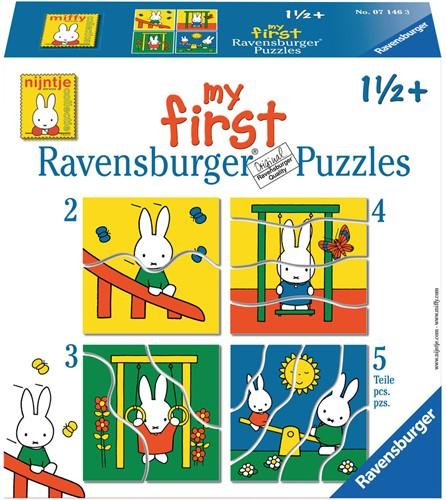 Ravensburger Nijntje Jigsaw puzzle 5 pc(s)