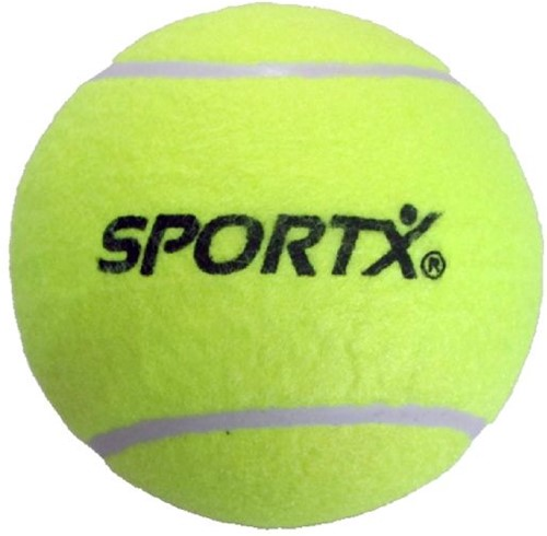SportX Jumbo Tennis Ball L Yel