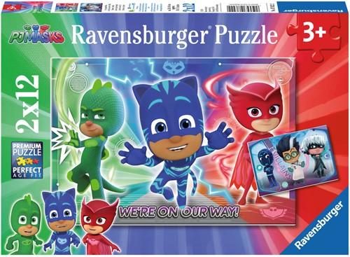 Ravensburger 07622 puzzle Jigsaw puzzle 12 pc(s)