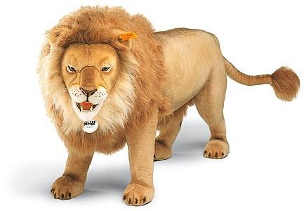 Steiff Studio lion - 110 cm