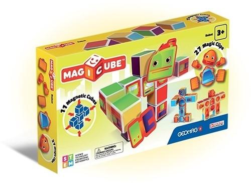 Geomag MagiCube Robots - 38 pcs