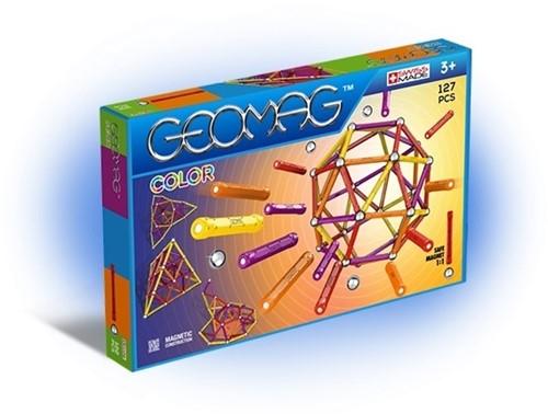 Geomag Color 127 pcs neodymium magnet toy Multicolor