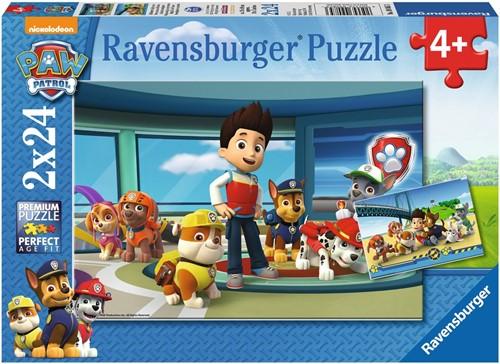 Ravensburger 09085 puzzle Contour puzzle 24 pc(s)