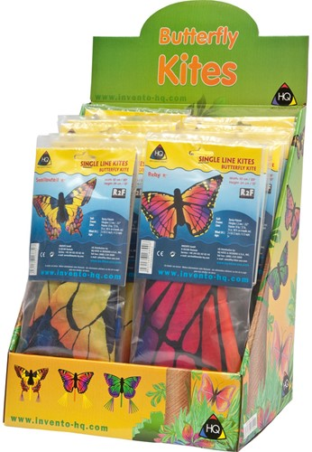 "HQ Display: Butterfly Kite """"R"""""