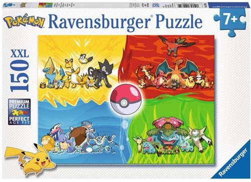 Ravensbuger Puzzel 150 XXL Pokémon