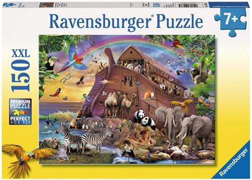 Ravensburger 4005556100385 puzzle Jigsaw puzzle 150 pc(s)