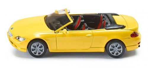 Siku BMW 645i Convertible toy vehicle