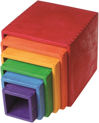 Grimm's - Large Rainbow Set of Boxes
