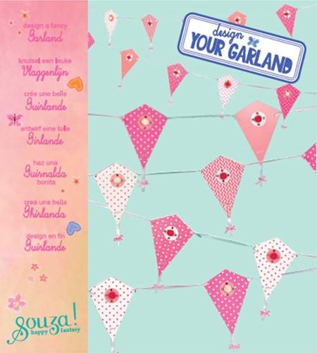 Souza Garland ontwerp kit (4 doosjes)