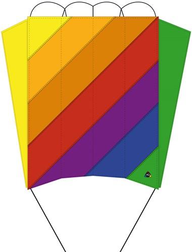 HQ Parafoil 5 classic rainbow