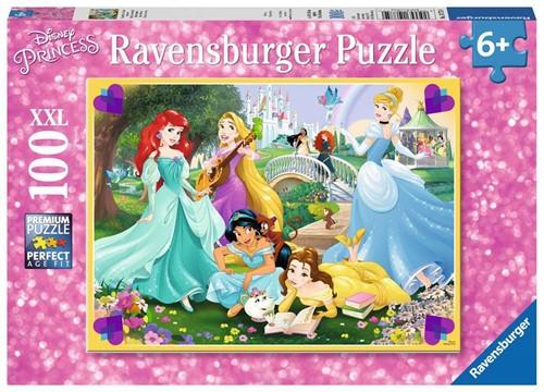 Ravensbuger Puzzel 100 XXL DPR: The Disney Princesses