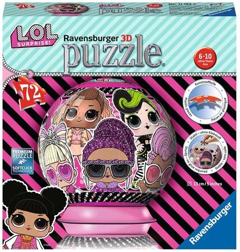 Ravensburger 11162 3D puzzle