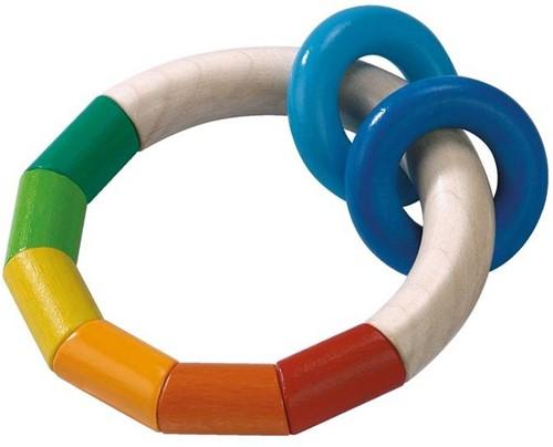HABA Clutching toy Kringelringel
