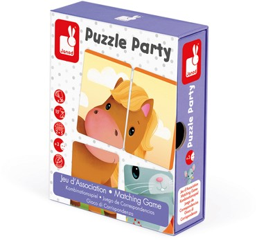 Matching Game - Puzzle Party