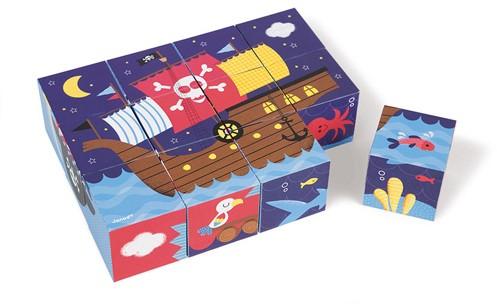 Kubkid - 12 Blocks Pirates