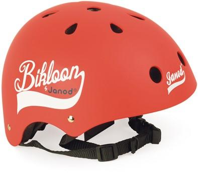 Red Helmet For Balance Bike