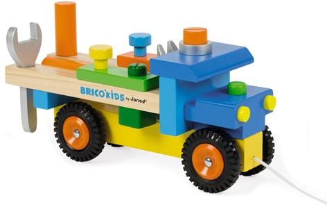 Brico'Kids Diy Truck