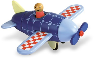 Magnetic Airplane
