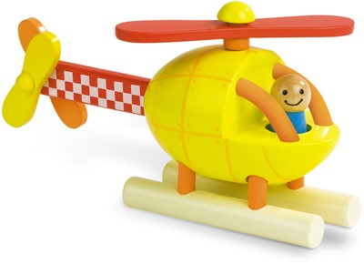 Magnetic Helicopter