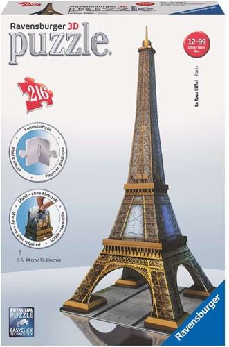 Ravensburger Eiffel Tower 3D Puzzle 216 pc(s)