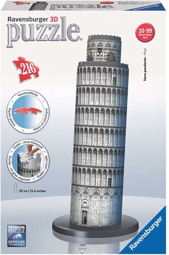 Ravensburger Leaning Tower of Piya 3D Puzzle 216 pc(s)