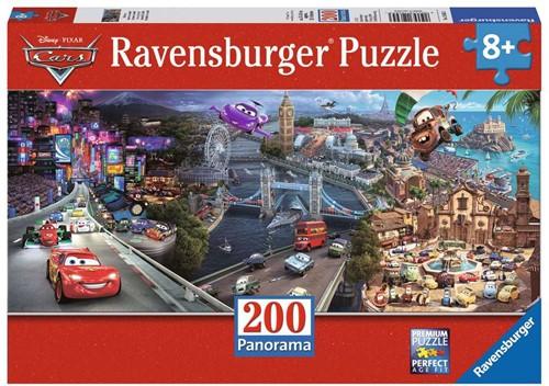 Ravensburger Disney Cars Panorama XXL200