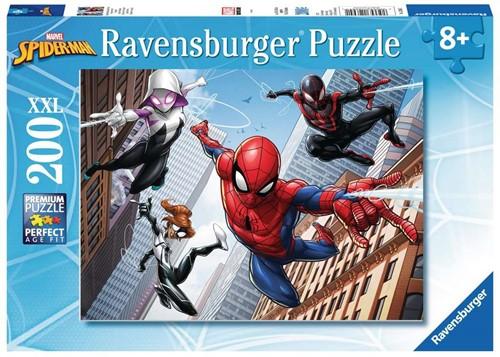Ravensbuger Puzzel 200 XXL SPI: De kracht van de spin