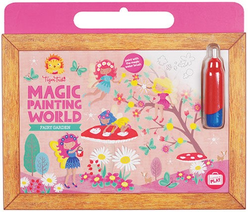 Tiger Tribe Magic Painting/Fairy Garden
