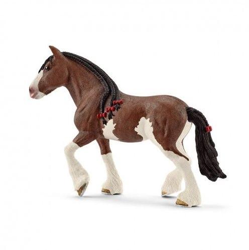 Schleich Farm Life Clydesdale mare