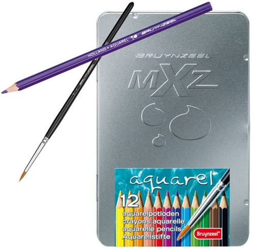 Bruynzeel Sakura 3540M12 colour pencil 12 pc(s) Multi