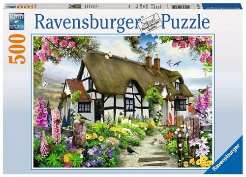 Ravensburger 4005556147090 puzzle Jigsaw puzzle 500 pc(s)