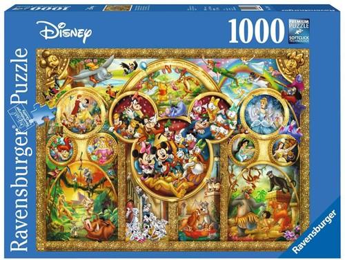 Ravensburger 15266 7 puzzle Jigsaw puzzle 1000 pc(s)