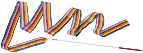 Goki Rainbow gymnastic ribbon