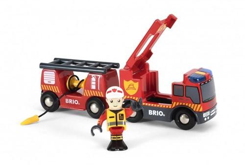 BRIO Emergency Fire Engine toy vehicle