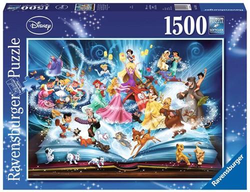 Ravensburger 00.016.318 puzzle Jigsaw puzzle 1500 pc(s)