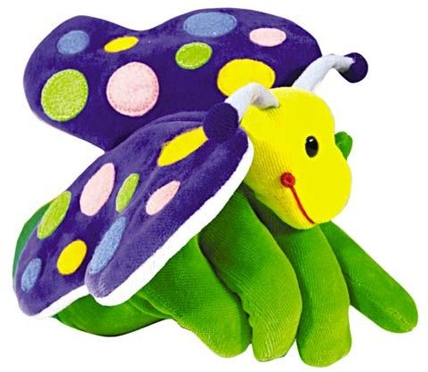 Beleduc  Kinderhandschoen Vlinder