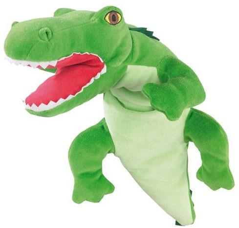 Beleduc  Krokodil kinderhandschoen