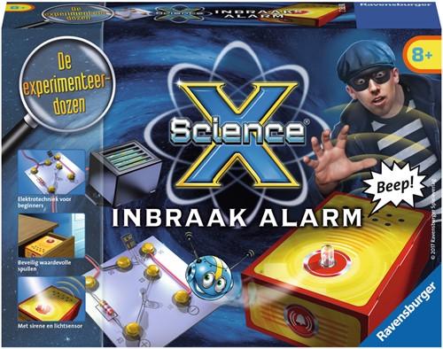 Ravensburger ScienceX® Inbraakalarm