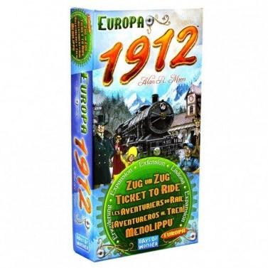 Days of Wonder 7581 board game expansion