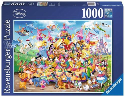 Ravensburger Disney Carnival Multicha Jigsaw puzzle 1000 pc(s)