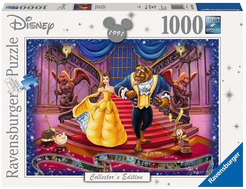 Ravensburger Disney Collector's Edition Beauty & the Beast