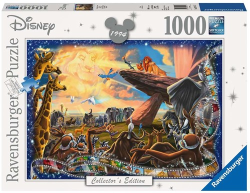 Ravensburger Disney Moments Lion King